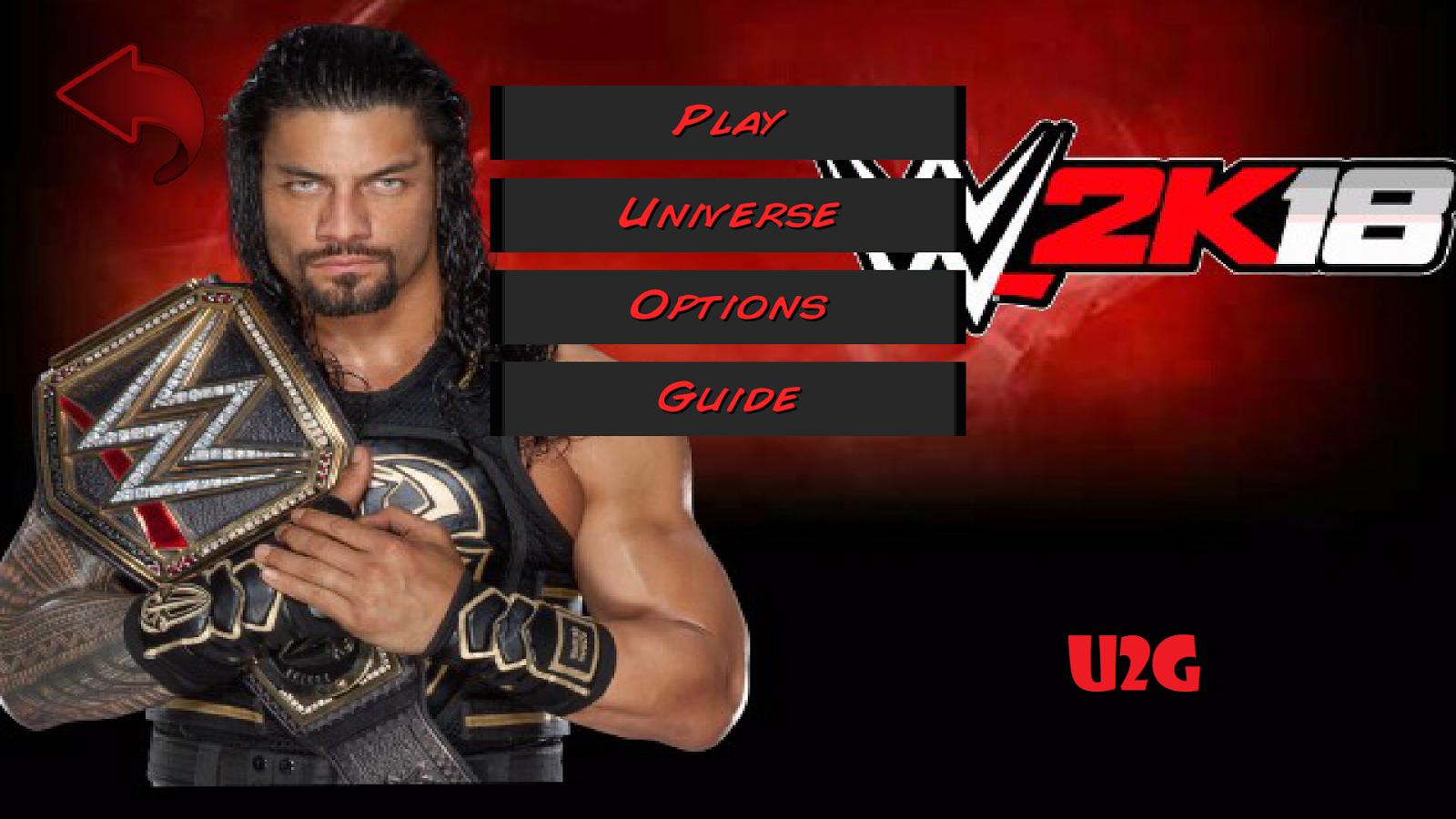 WR3D Mod 2k18 Apk Download WWE 2K18 | ApkEra com
